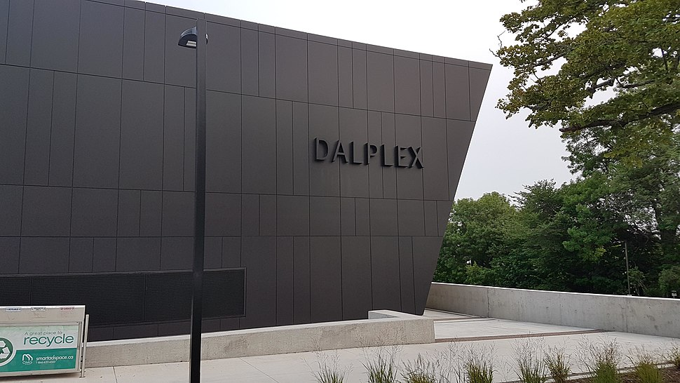 2018 Dalplex, Dalhousie University in Halifax, Nova Scotia