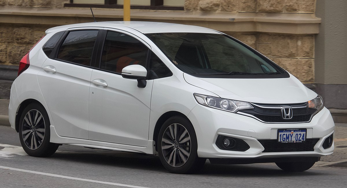 2017 Honda Civic Gas Mileage >> Honda Fit Wikipedia
