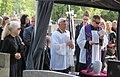2019.09.11. Andrzej Polkowski funeral Wawrzyszewski Cemetery Warsaw Fot Mariusz Kubik 05.JPG