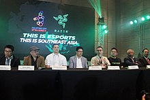 Esports at the 2019 Southeast Asian Games - Wikipedia