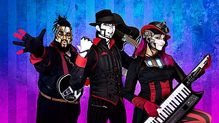 Steam Powered Giraffe American musical comedy project