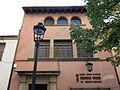 225 Biblioteca Beat Castellet, pl. Santa Eulàlia (Esparreguera).JPG