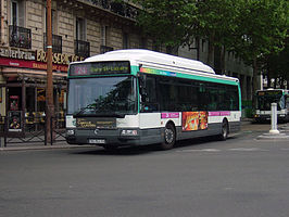 Agora Gas Engine van RATP