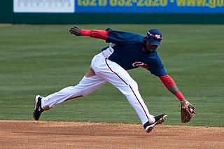 Joel Guzmán Dominican Republic baseball player