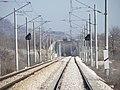 3-та жп линия, предупредителните светофори на гара Аспарухово - panoramio.jpg