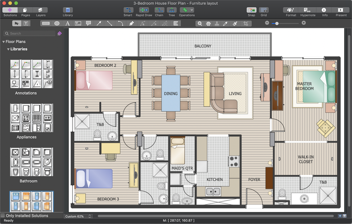 File:5-bedrooms house floor plan.png - Wikimedia Commons