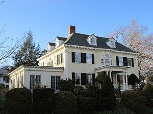 George Gabriel House - Image: 31 Lenox Street, Worcester MA