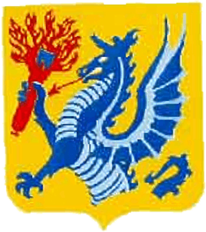 389th Strategic Missile Wing - unofficial 389th Bombardment Group emblem