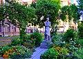 4566. St. Petersburg. Monument to A. Akhmatova.jpg