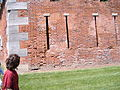 48 Old Fort Niagara gun windows.JPG