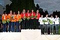4 x 100 m women podium Helsinki.jpg