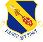 Blason du 4th Fighter Wing