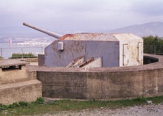 Fortifications of Gibraltar