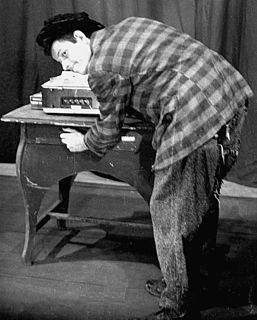 <i>Krapps Last Tape</i> 1958 British theatrical play