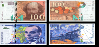 Former currency of France