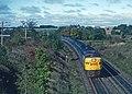 6 Roger Puta Shots of a VIA Train and a CN Train (31195223324).jpg
