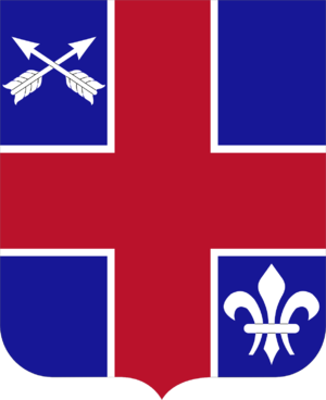 74th Infantry Regiment (United States) - Coat of arms