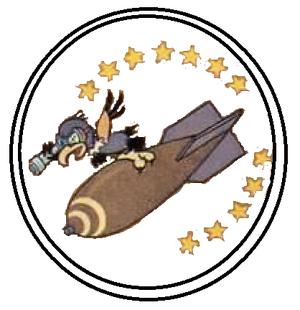 75th Bombardment Squadron - Image: 75 Bombardment Sq emblem
