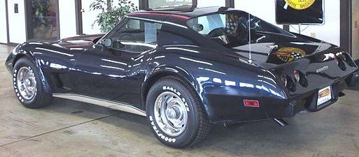 Px Corvette