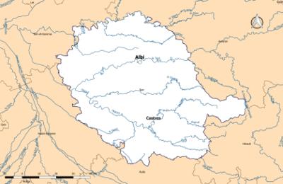 le tarne fleuve