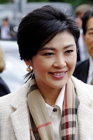 Yingluck cabinet