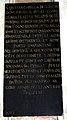 9698 - Milano - S. Ambrogio - Anticappella di S. Satiro - Lapide 1713 - Foto Giovanni Dall'Orto 25-Apr-2007a.jpg