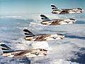 A-7B Corsairs of VA-153 in flight c1974.jpg