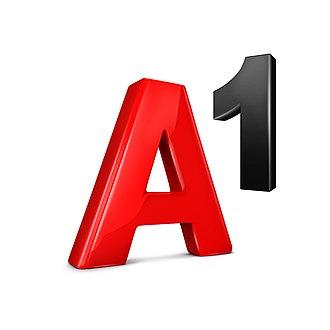 A1 Telekom Austria - Image: A1 Logo Red