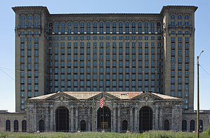 Michigan Central Station Wikipedia