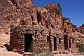 A502, Valley of Fire State Park, Nevada, USA, Civilian Conservation Corps cabins, 2016.jpg