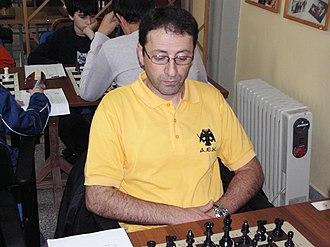 A.E.K. (sports club) - AEK chess club (2008)