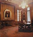 AEXCNBA 1934-1984 - Colegio Nacional de Buenos Aires, Sala de las Banderas y retrato del rector Agüero.jpg