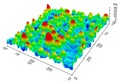 AFM 3D Topography Image of Palladium Nanoparticles on Chitosan Film.tif