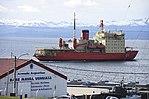 ARA Almirante Irizar en Ushuaia.jpg