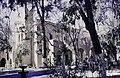 ASC Leiden - van Achterberg Collection - 13 - 32 - La cour de l'Hôtel Transatlantique - Ghardaïa, Mzab, Algérie - Avril-mai 1981.jpg