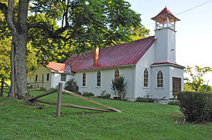 National Register of Historic Places listings in Fauquier County, Virginia