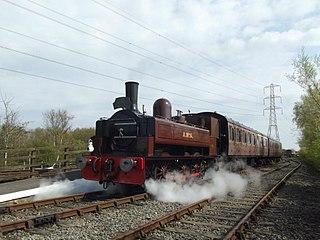 Long Boiler locomotive
