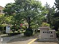 A North Gate of Ohori Park.JPG