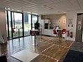 A cafeteria at the Verisure Villeurbanne site, France - 2021-02-24.jpg