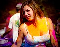A cute girl celebrating holi festival at Standford.jpg