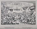 A drunken party with sailors and their women drinking, smoki Wellcome V0019576.jpg