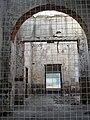A travez de una ventana - Estacion Ferrocarril General Mitre - panoramio.jpg