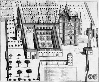 Molesme Abbey French abbey