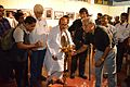 Abhoy Nath Ganguly - Inaugural Lamp Lighting - Photographic Association of Dum Dum - Group Exhibition - Kolkata 2013-07-29 1257.JPG