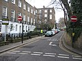 Access to Edwardes Square - geograph.org.uk - 1275311.jpg