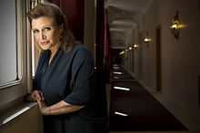 Actress Carrie Fisher © Riccardo Ghilardi photographer.jpg