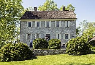 Adam Stephen House building in West Virginia, United States