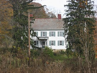 National Register of Historic Places listings in Coshocton County, Ohio - Image: Adams Gray House