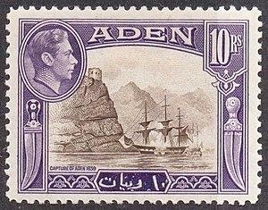 HMS Volage (1825) - Image: Aden Scott 27
