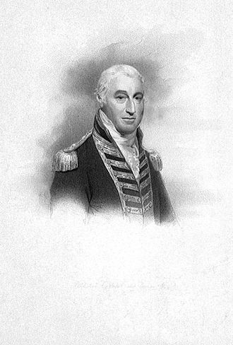 Sir Isaac Coffin, 1st Baronet - Image: Admiral Sir Isaac Coffin